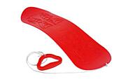 Snowboard Skyboard rouge