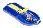 Řiditelný bob Snow Formule modrá