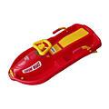Lenkbaren bob Snow Boat rot